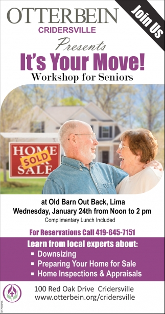 Workshop for Seniors