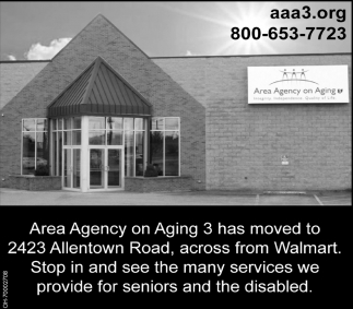 See the many services we provide for seniors
